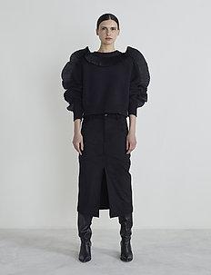 PHOENIX - jumpers - black