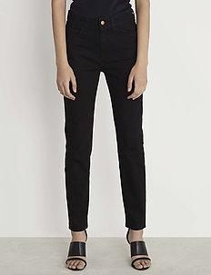 RODEBJER VIKTORIA - slim jeans - black