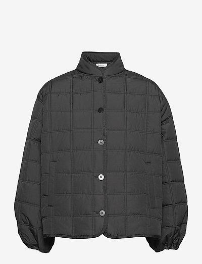 RODEBJER SANDIE - quiltede jakker - black
