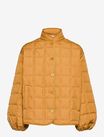 RODEBJER SANDIE - quiltede jakker - havanna brown