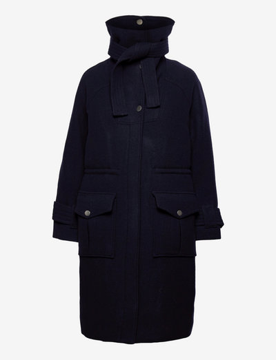 RODEBJER WESLEY - parkas - navy