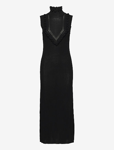 RODEBJER AILE - bodycon dresses - black