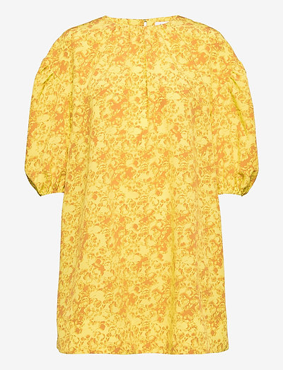 RODEBJER POLINI - everyday dresses - rave yellow