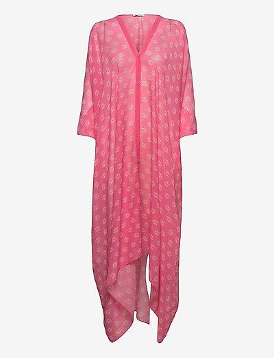 RODEBJER AGAVE SEAHORSE - kimonoer - neon pink