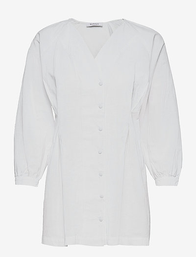 RODEBJER WICTORIA - langærmede bluser - ceramic white