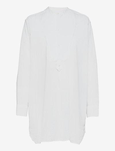 RODEBJER SIMONE - langærmede skjorter - white