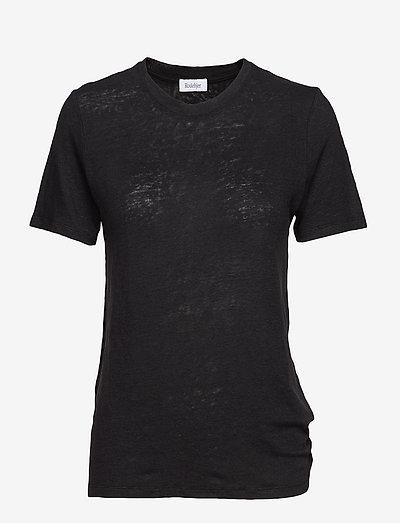 Ninja Linen - t-shirts - black