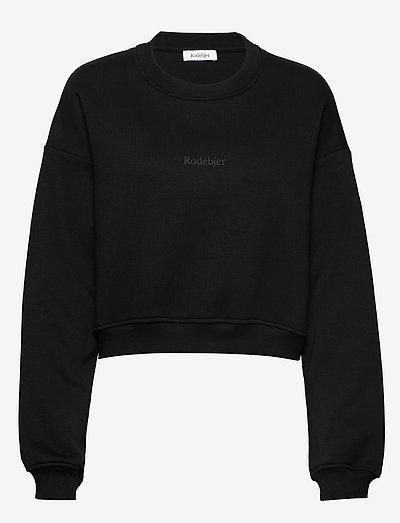 RODEBJER KOLOMAN - sweatshirts & hættetrøjer - black