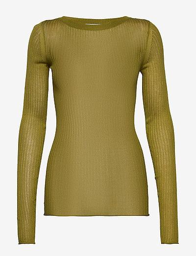 RODEBJER MALPE - trøjer - sunny lime