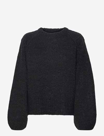 RODEBJER FRANCISCA - sweaters - black