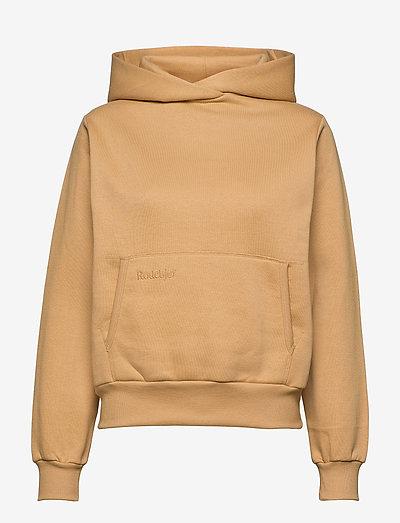 RODEBJER MARQUESSA - sweatshirts & hættetrøjer - camel
