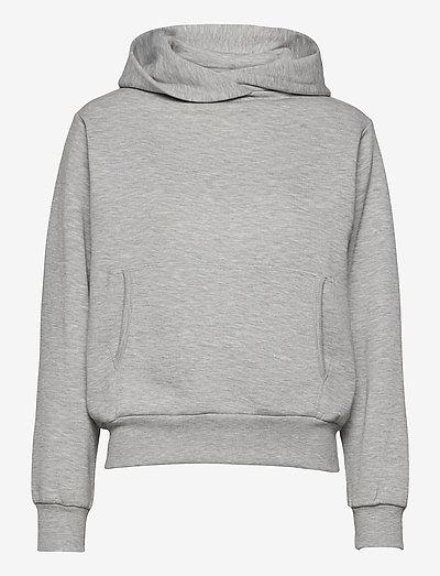 RODEBJER MONOGRAM - sweatshirts & hættetrøjer - grey melange