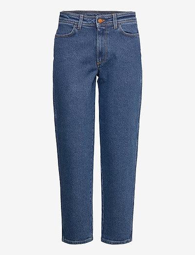 RODEBJER EDIE - straight jeans - vintage blue