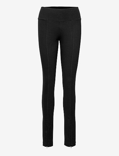 RODEBJER VITTIE - leggings - black