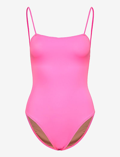 RODEBJER FJORD - badedragter - neon pink