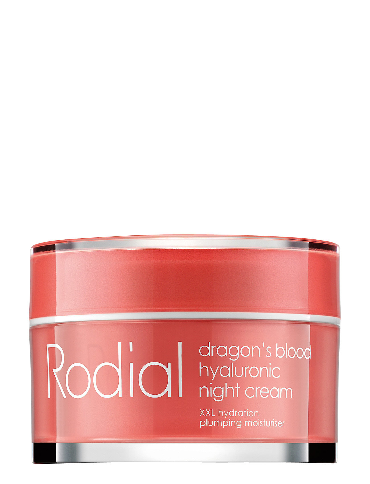 Image of Dragon'S Blood Hyaluronic Night Cream Beauty WOMEN Skin Care Face Night Cream Nude Rodial (3309882833)