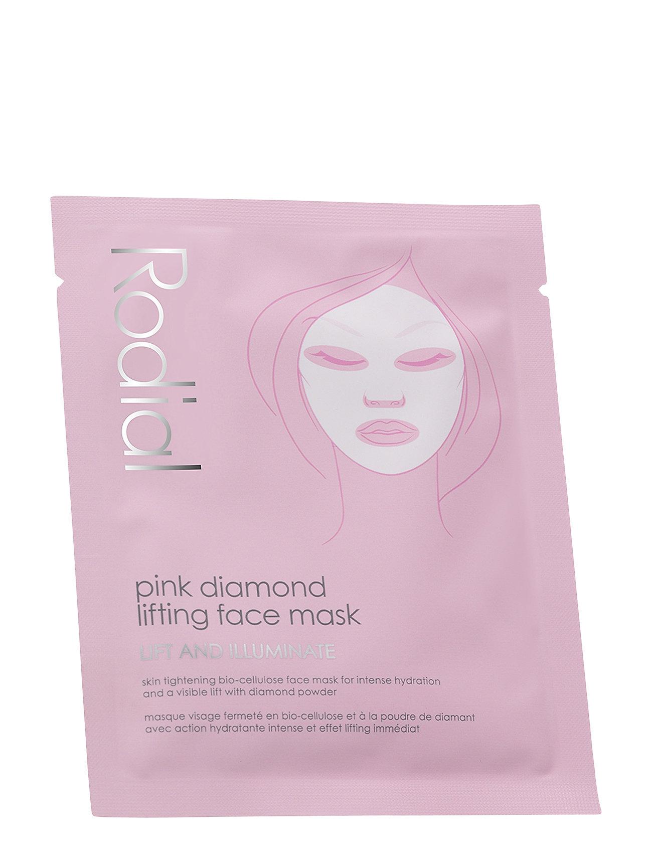 Rodial Pink Diamond Lifting Sheet Mask Single - PINK