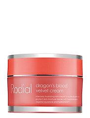 Dragon's Blood Hyaluronic Velvet Cream - CLEAR