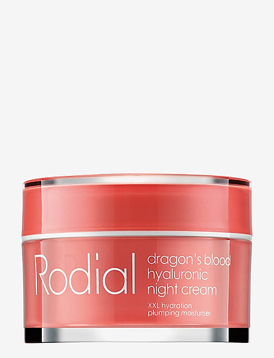 Dragon's Blood Hyaluronic Night Cream - nattkrem - clear