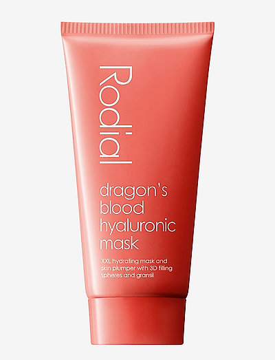 Dragon's Blood Hyaluronic Mask - kasvonaamiot - clear