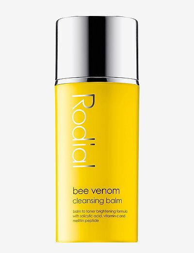 Bee Venom Cleansing Balm - rensegel - clear