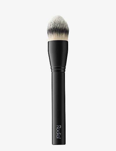 Airbrush Foundation Brush - ansikte - clear