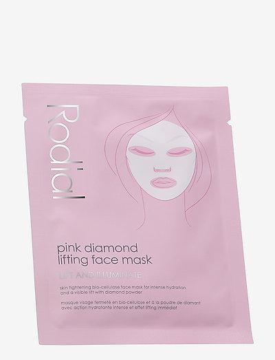 Pink Diamond Lifting Sheet Mask Single - sheet mask - pink