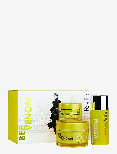 Bee Venom Collection Christmas 2020 - hudplejesæt - clear
