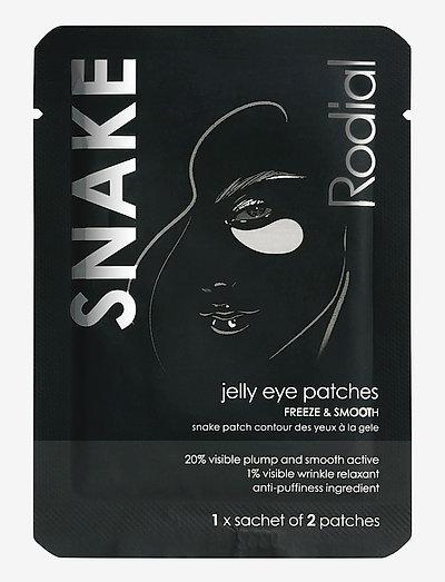 Snake Jelly Eye Patches 1 PCS - Øyekrem - clear
