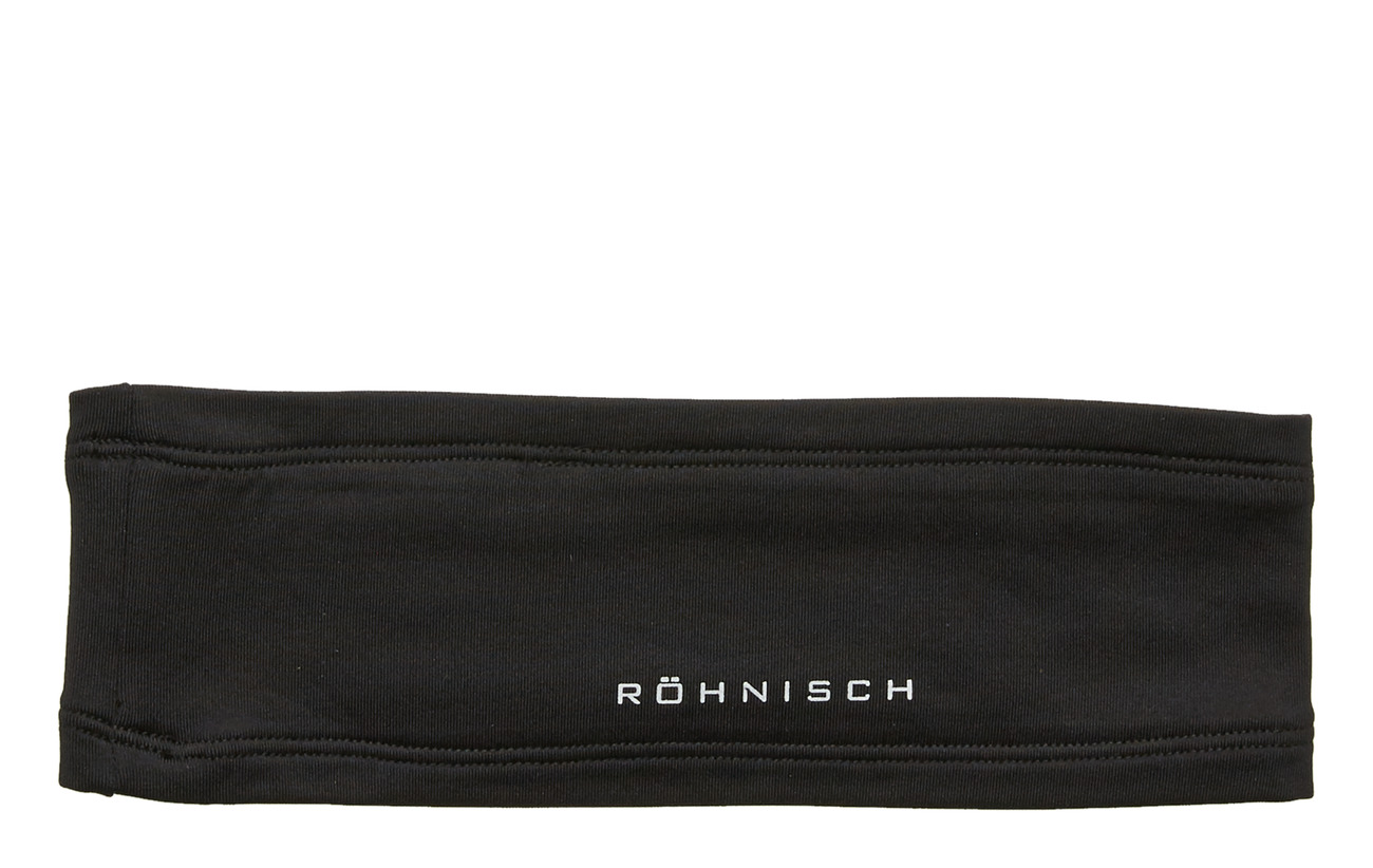 Röhnisch Active headband - BLACK