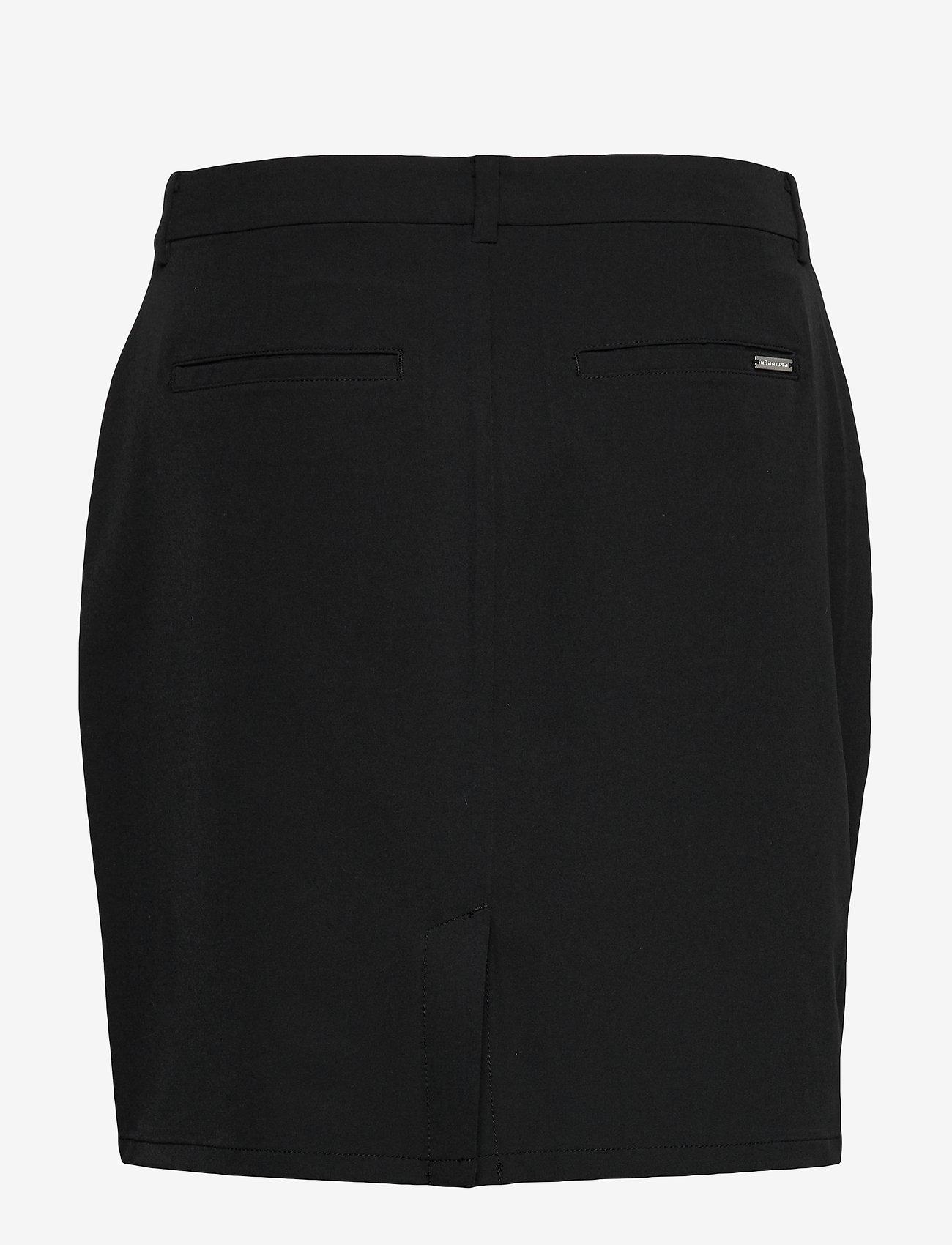 Röhnisch - Comfort Stretch Skort - golfbroeken - black - 1