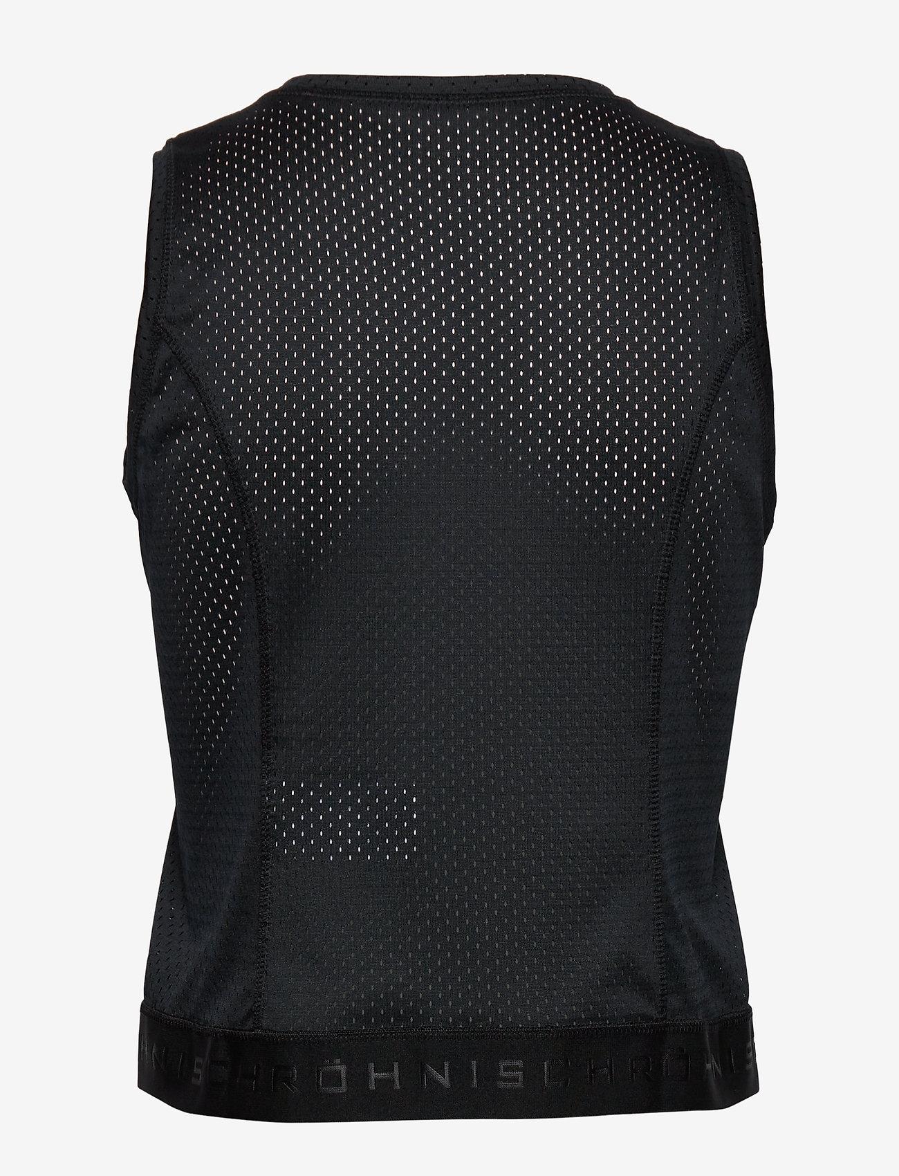 Mesh Short Top (Black) (23.97 €) - Röhnisch 7tPkd