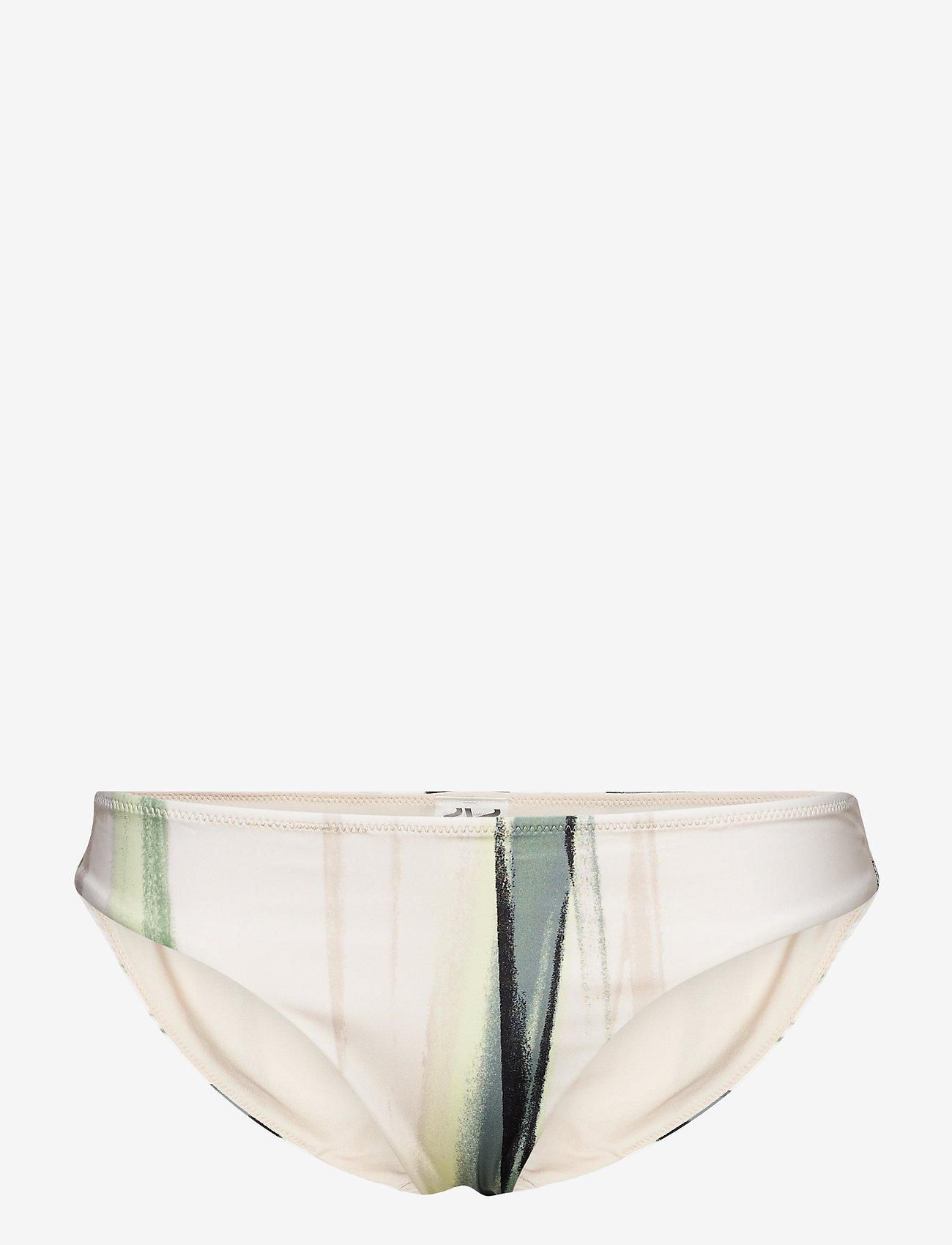 Röhnisch - Liana Bikini Briefs - doły strojów kąpielowych - laser beam lime - 0