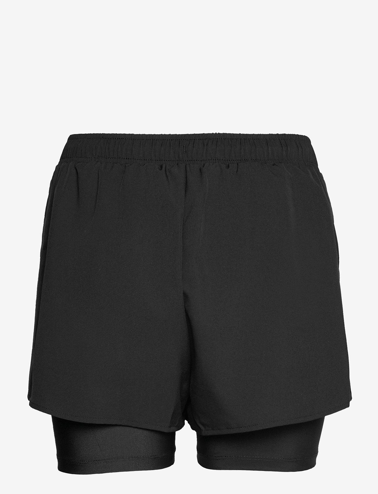 Röhnisch - Kay Shorts - träningsshorts - black - 1