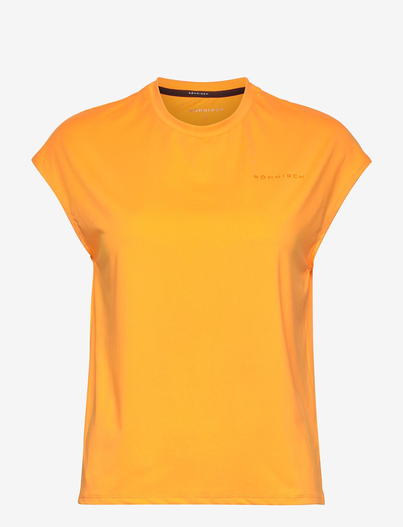 Röhnisch - Unity Tee - topjes - neon orange - 0