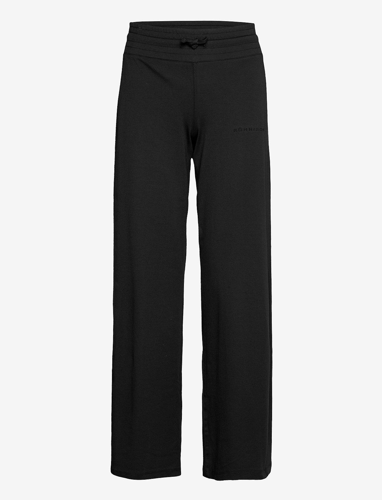 Röhnisch - Vinyasa Pants - sportbroeken - black - 0