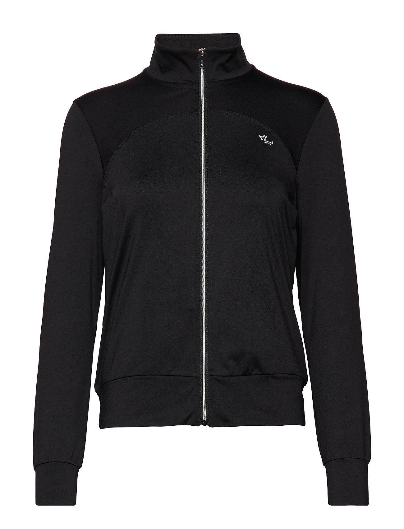 Röhnisch Zip Jacket - BLACK