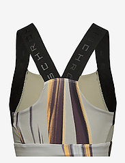 Röhnisch - Kay Printed Sports Bra - sort bras:high - laser beam print - 1