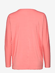 Röhnisch - Drape Top - bluzki z długim rękawem - peach blossom - 1