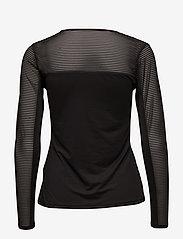 Röhnisch - Miko Long Sleeve - bluzki z długim rękawem - black - 1