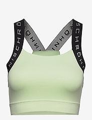 Röhnisch - Kay Sports Bra - sport bras: medium - lime cream - 0