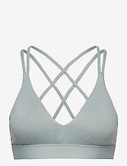 Röhnisch - Braid Sports Bra - sport bras: low - stone - 0