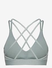 Röhnisch - Braid Sports Bra - sport bras: low - stone - 1