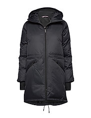 Warm Parka - BLACK