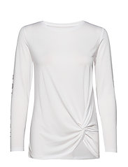 Knot Long Sleeve - WHITE