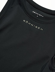 Röhnisch - Fuze Sport Top - navel shirts - black - 4
