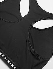 Röhnisch - Thea Soft Top - sportbeh''s: low - black - 2
