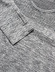 Röhnisch - Emma Seamless Long Sleeve - topjes met lange mouwen - grey melange - 2