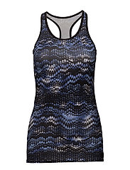 LONG TANK TOP AOP - INDIGO NIGHT OCEAN R