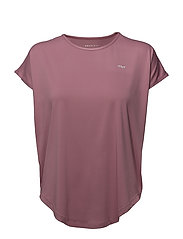 LEO LOOSE TOP - BLUSH